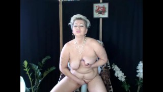 Hot mature dancing and very big bottle in wet mature pussy! Yes, my wife is the hottest slut!