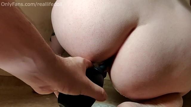 Enema bondage Intimate Invasions