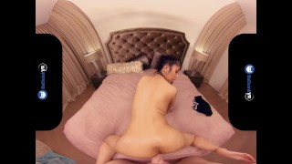VR Porn Compilation With Horny Asian Babes