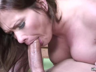 Hot Katja Kassin is having anal sex with her new lover