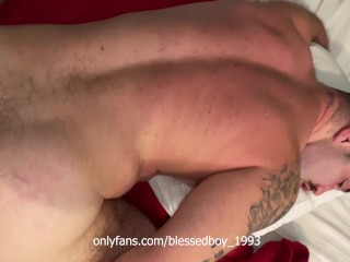BLESSEDBOY & THICK COCK GUY | + on onlyfans @blessedboy_1993