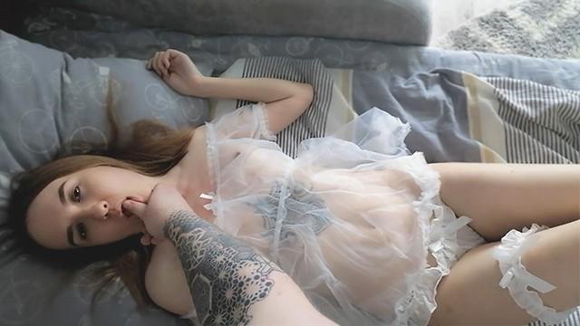gentle sex and blowjob with a slim cutie, facial - Sunako_Kirishiki