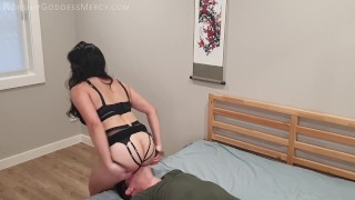 Strap On Face Fucking and Face Farting (Trailer)