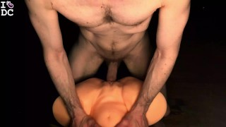 Daddy fucks a booty from Bestvibe, He talks dirty & wants to cum in your tight little cunt!