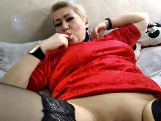Mature MILF slutwife AimeeParadise: pov creampie compilation, sperm in cunt and other funny ))