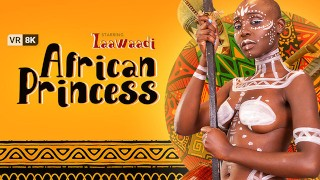 VRConk Horny African Princess Loves To Fuck White Guys VR Porn