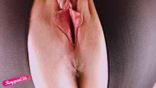 Super close up squirting orgasm - Raygun156