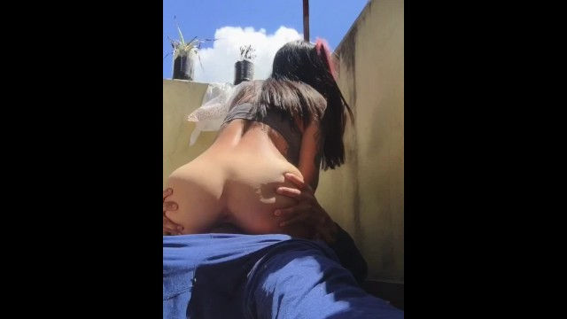 Latina Teen Fucked The Floor
