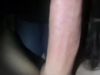 Showing a 20 year old a 12 inch cock