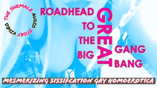Jared Gives Roadhead to the Gay GangBang Practice makes perfect