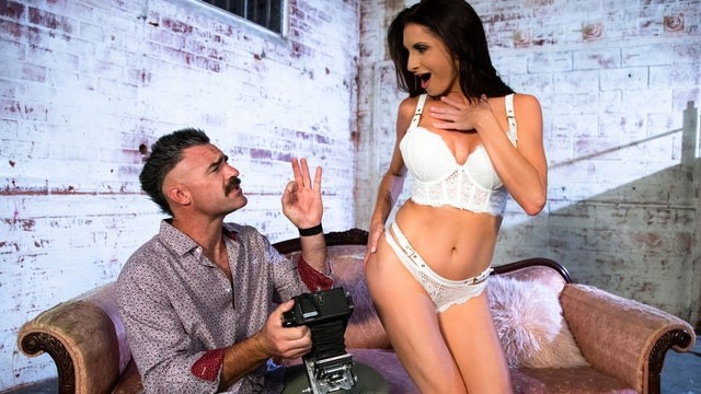 DevilsFilm Model Silvia Saige Enjoys Getting Anal Fucked After Her Photoshoots