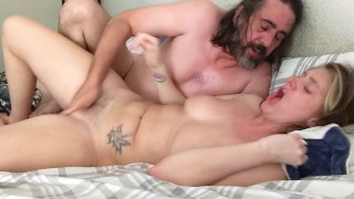 Dove and GentlemanKeeHldr do a Porno. Please enjoy watching Dove CUM Repeatedly, turn up sound!!!