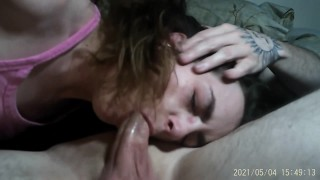 NO HANDS DEEP THROAT 2! JOIN OUR FANCLUB FOR ONLY $1 A MOTNH FOR FULL FILM WITH AMAZING FACIAL END