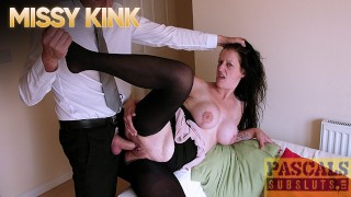 PASCALSSUBSLUTS - MILF Missy Kink Anal Fucked And Dominated