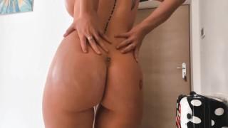 Big Tits Hairy Masturbation