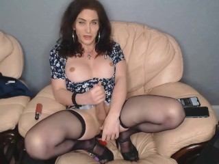 Turning the Straight you into a GAY sissy Cumslut