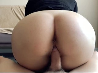 Caught my roommate watching porn and fucked her