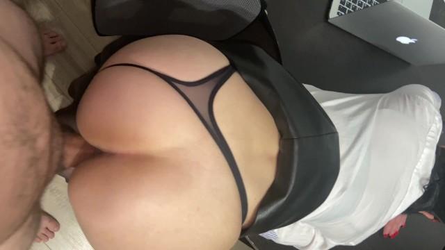 fucking my secretary