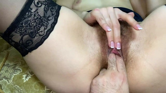Fucking Creamy Wet Pussy