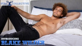 "Introducing Californian Surfer Blake Wilder ""I Have A 9-inch Cock!"" - StagCollective"