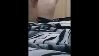 Step son fucking angry step mom after party