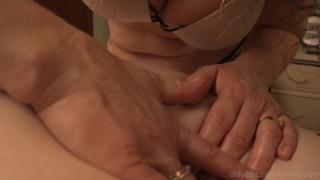 Soccer Mom Massages Her Neighbor