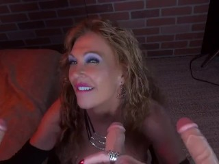 My Step Mommy The Stripper Fucks Me And Sucks My Friends