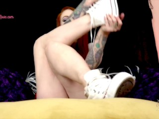 No Socks Smelly Chucks Foot Fetish Mindfuck Free Preview