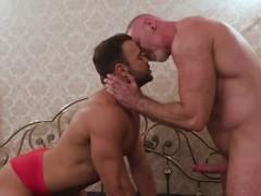 Sean Austin Takes Freddy Miller's Daddy Dick