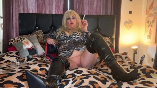 WHORE HOUSE PT 48 WHORE RELAXING FINGERING