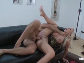 LETSDOEIT – Cindy Dollar PAWG Czech MILF Drilled In The Ass By Her Boss Full Scene