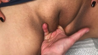 Multiple dirty SQUIRT from my STEPMOM! Part 1 4k