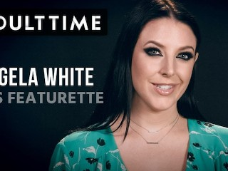 ADULT TIME – Angela White BTS of PERSPECTIVE