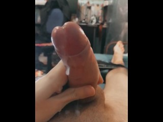 Twink guy huge load on snapchat – I sent it to my best friend accidently