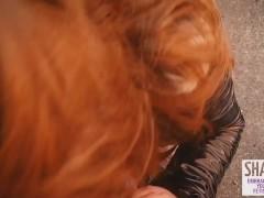 WELSH SLAG LETS STRANGER FUCK HER ASS FOR A CIGGY - Shannon Heels