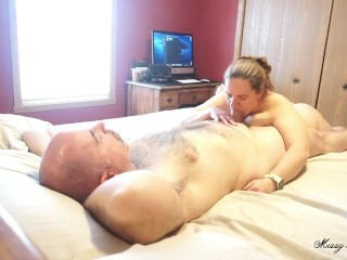 She's Such A Slut! (Missy and George Sex Tape)