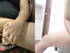 VIDEO CALL SA KABIT TAMBOK AT MALUSOG NA PEPE, MASTURBATE ON CAM