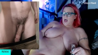 Horney Thick Milf Rate BIg Sexy Young Dick