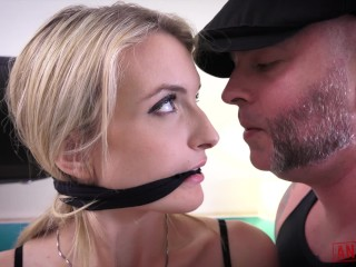 ANALIZED – SEXY SUBMISSIVE SLUT JEMMA VALENTINE GETS HER ASS STUFFED WITH BWC