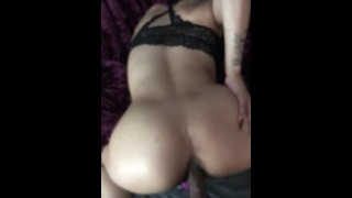 Neighbor's Wife Wanted Black Cock In Her Ass REALLY CAUGHT CHEATING!