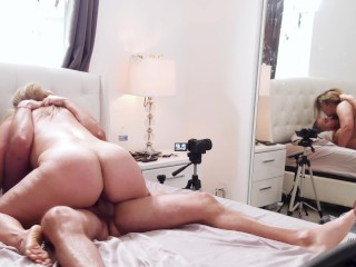 Slutty wife loves to do porn