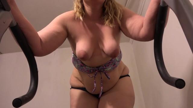 Bbw Milf Masturbation Orgasm