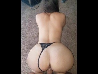 MY GORGEOUS WIFE STICKS HER ASS OUT FOR MY COCK