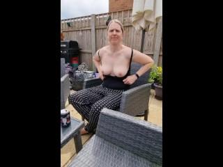 step fantasy, flashing tits, milf, british milf, british, mom big tits, public, old/young, mom, verified amateurs, big tits, outside, amateur, big boobs, step mom, public flashing, mother, step mom big tits