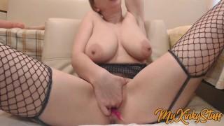 Kinky Girl Deep Fingering HAIRY PUSSY💋 - HOT Masturbation! 🍭