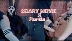 scary movie X parodie française, l'inconnu a la grosse bite partie 1