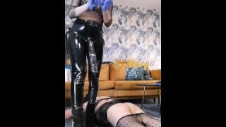 Ass fuck for cheap sissy slut -full clip on my Onlyfans (link in bio)