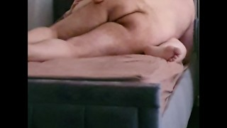 Step mom morning fuck with step son in hotel room