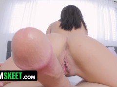 Horny Papa Takes Nude Videos Of His Step Daughter While Fucking Her