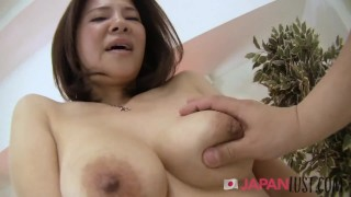 POV Sex Amateur Japanese MILF With Natural Tits